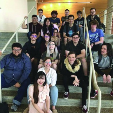 ATEC students showcase video game at Dreamhack Dallas event