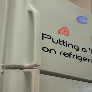 Putting a 'Twist' on Refrigeration
