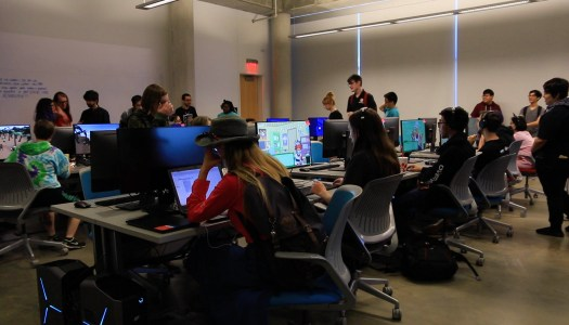 Game Space: What It's Like to Create Games at UTD