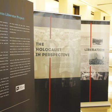 Exhibit Honors Holocaust Liberators