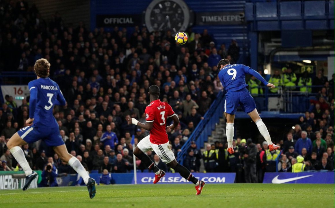 Alvaro Morata header sinks Manchester United at Stamford Bridge – utdreport