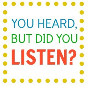 Image result for listen