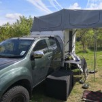 Ute Camper How To Create A Slide On Camper For Your Ute Or Pick Up Truck