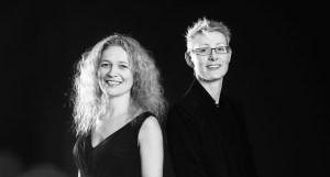 MiGro: Claudia Micheletti (Klavier) und Ute Groh (Cello)