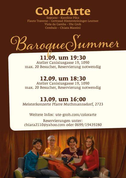 Konzerte - Barock