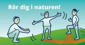 Naturen är perfekt för träning!