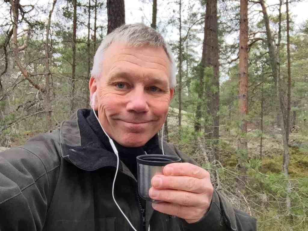 Bosse Rosén samtalar med Anna Carlsson från P4 Halland om natur och hälsa.