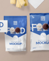 15 Customizable Sachet Psd Mockups Utemplates
