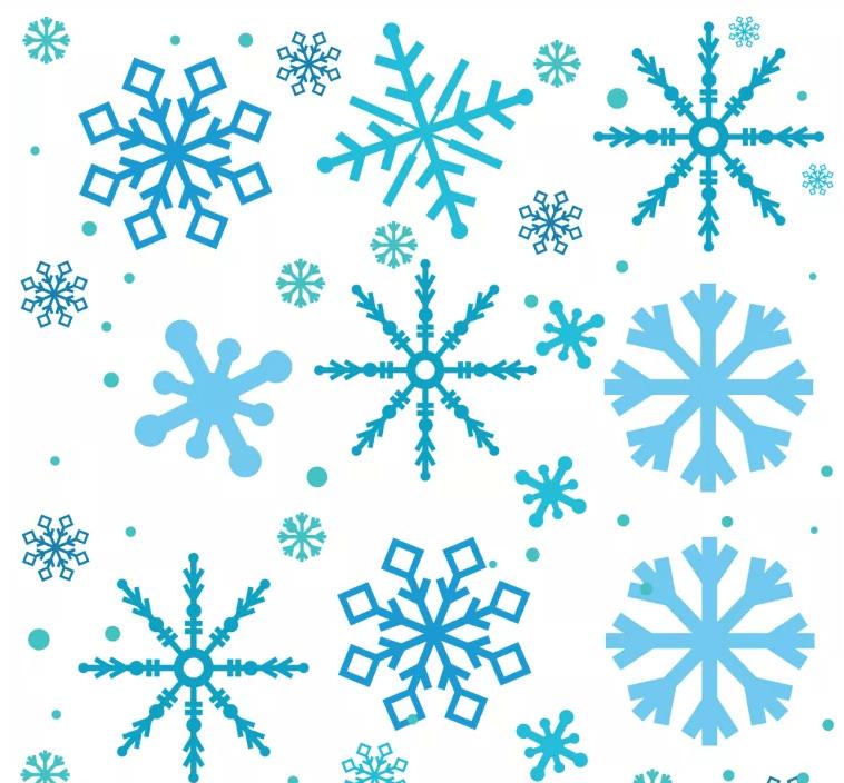 12 Free Printable Snowflake Templates Utemplates