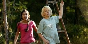 Nila (Sunaina Jassal) og Petter (Magnus Solhaug) i Venner for livet