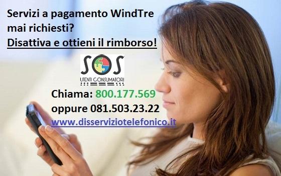 Servizi a pagamento WindTre