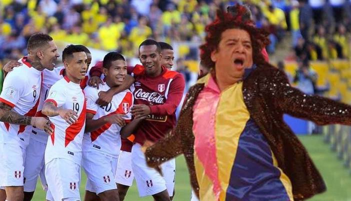 Así está todo el Perú en estos momentos. Imagen: composición