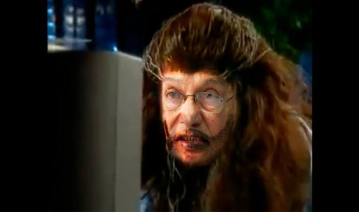 Un monstruo en computación ingresó al sistema del CNM. No se sabe quién fue. Imagen: Útero.Pe