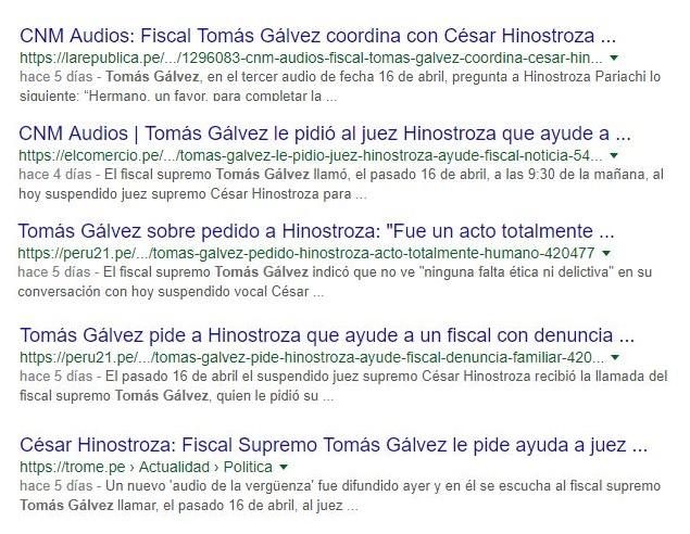 El mismo Tomás Gálvez. Imagen: captura