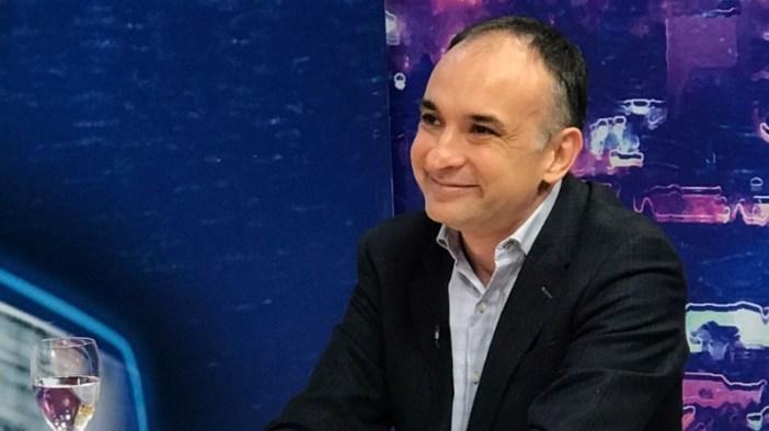 Maximiliano Aguiar, el asesor argentino que Vizcarra le heredó a PPK. Foto: Tiempo de San Juan