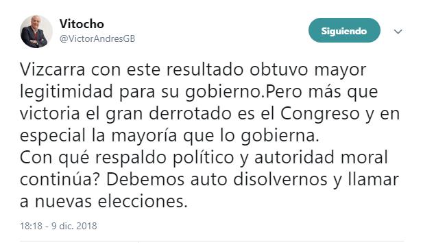 ¿Será que Martha Chávez aprueba esto de autodisolverse? Foto: Captura