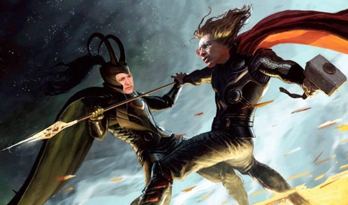 ¿Cuáles serán las verdaderas intenciones de Loki Salaverry con Thor Vizcarra? Imagen: Útero.Pe