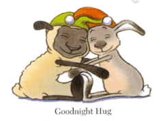 hugless goodnight