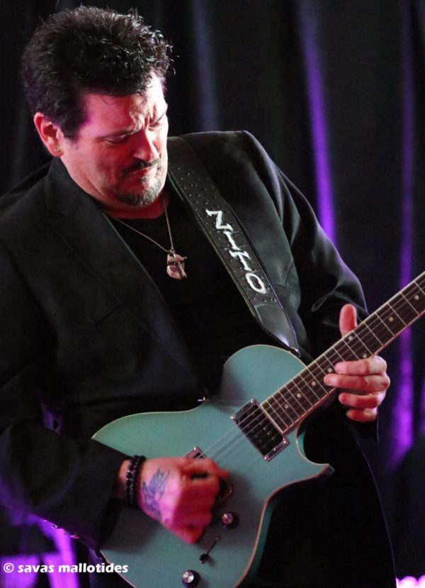 Mike Zito & His Big Blues Band Featuring BB King Horns June 27, 2019