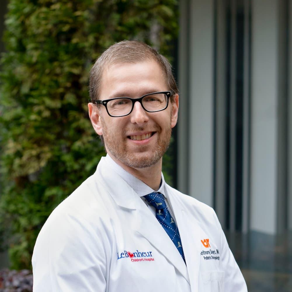 UTHSC ENT - Dr. Anthony Sheyn
