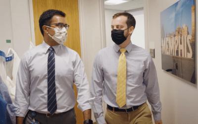 UTHSC ENT Celebrates World Sinus Health Awareness Day