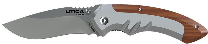knife to carry every day - conceal carry knife - Bear Eater 1 by Utica USA