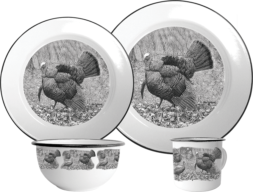 Turkey 16 Piece Set