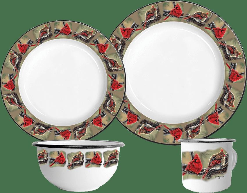 Cardinal I 16 Piece Set
