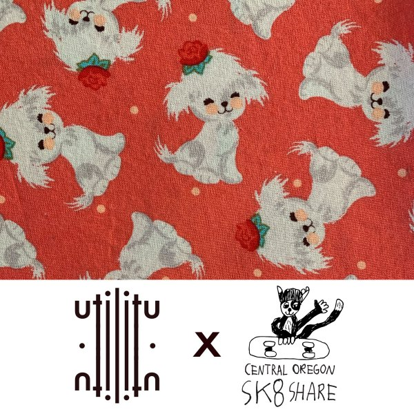 Sk8 Share Puppies Collab