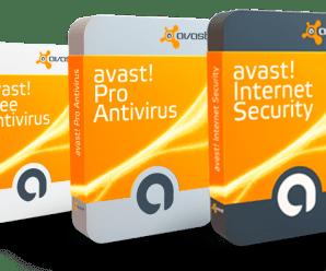 Avast Pro Antivirus 2017 Crack