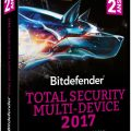 Bitdefender Total Security Multi-Device 2018 Crack