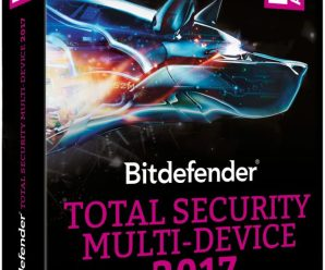 Bitdefender Total Security Multi-Device 2017 Crack