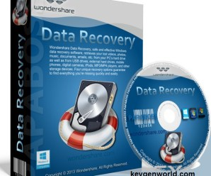 Wondershare Data Recovery 6.5.1.5 Crack