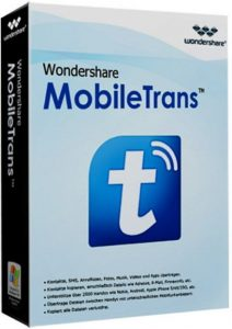 Wondershare Mobiletrans 7.8.0 Crack