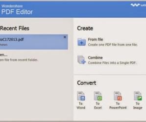 Wondershare PDF Editor Pro 6.8.5 Crack
