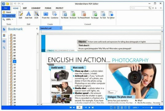 Wondershare PDF Editor Pro Serial Key