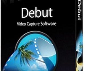 Debut Video Capture Software 5.40 Crack