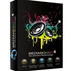 MediaMonkey Gold 4.1.24.1882 Crack