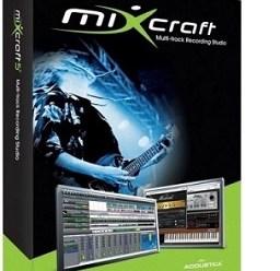 Mixcraft 8.1 Crack