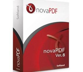 NovaPDF Professional 8.9 Crack