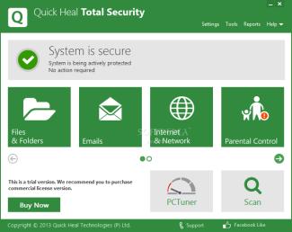 Quick Heal Total Security Lifetime Crack