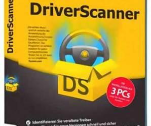 Uniblue DriverScanner 2018 Crack