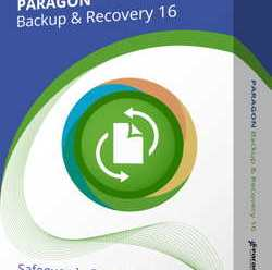 Paragon Backup & Recovery 16 Crack
