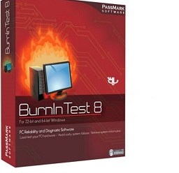 PassMark BurnInTest Pro 8.1 Crack