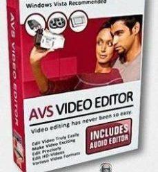 AVS Video Editor 7.5 Crack