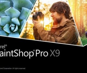 Corel PaintShop Pro X9 Crack Full Offline