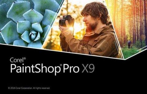 Corel PaintShop Pro X9 Serial Key
