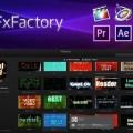 FxFactory Pro 6.0.3 Crack