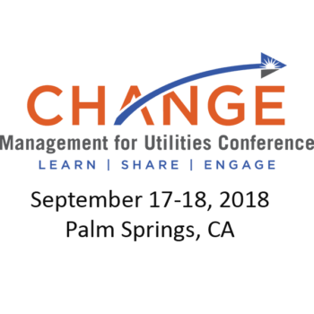 Change Management for Utilities