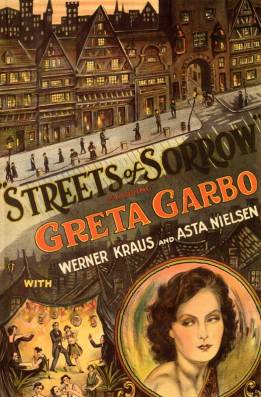 "Georg Wilhelm Pabst's ""The Joyless Street"""